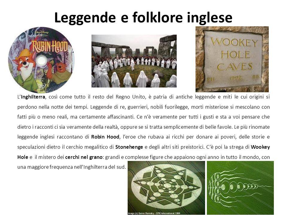 Leggende e folklore inglese