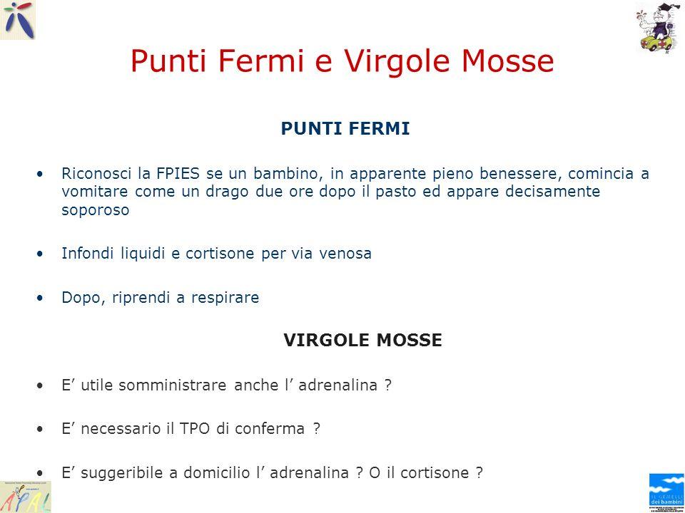 Punti Fermi e Virgole Mosse