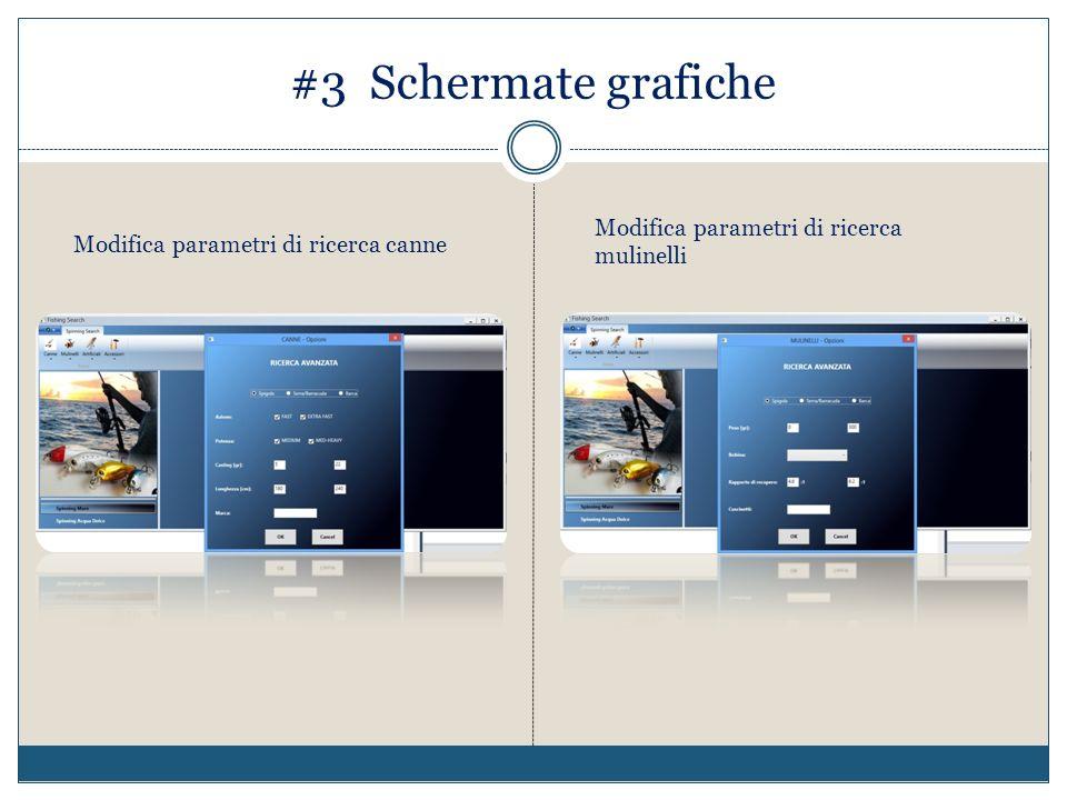 #3 Schermate grafiche Modifica parametri di ricerca mulinelli