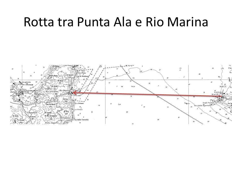 Rotta tra Punta Ala e Rio Marina