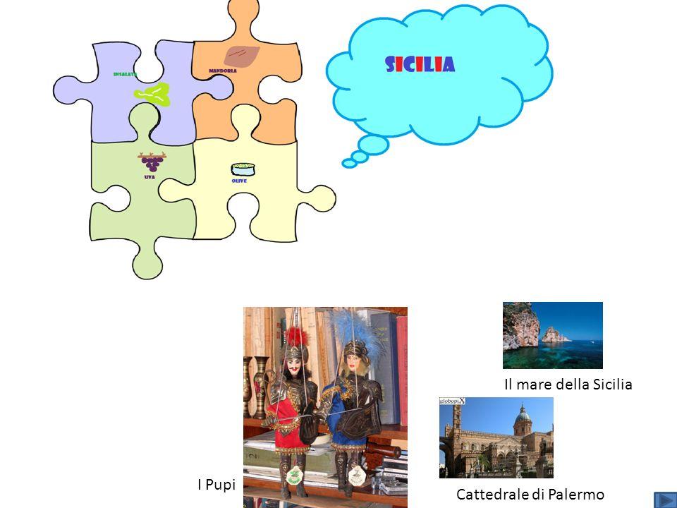 Il mare della Sicilia I Pupi Cattedrale di Palermo