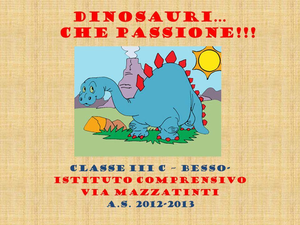 Top Dinosauri… che passione!!! - ppt video online scaricare PE19