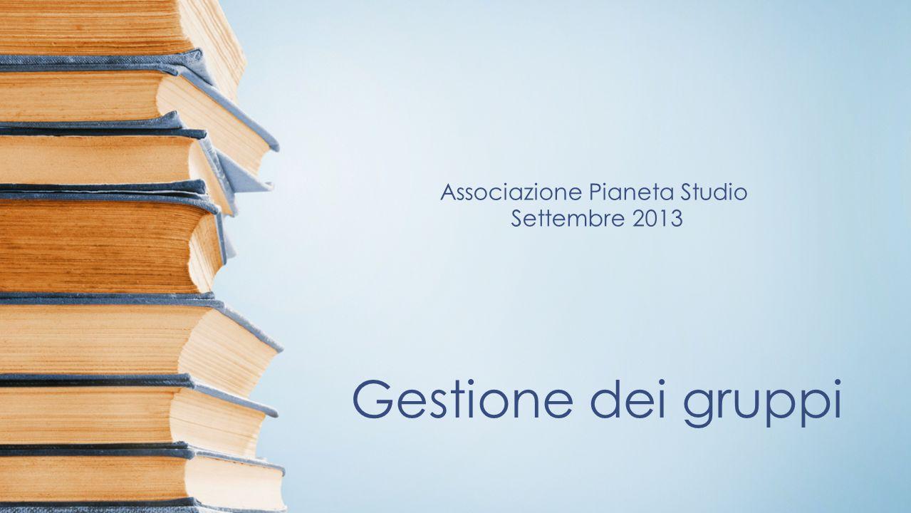 Associazione Pianeta Studio