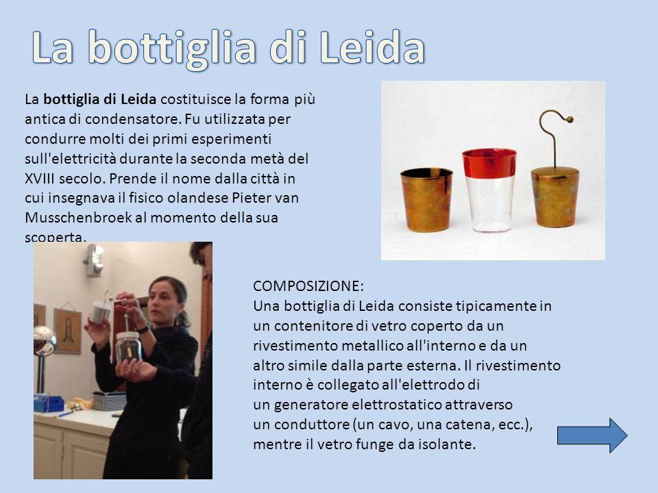 La bottiglia di Leida
