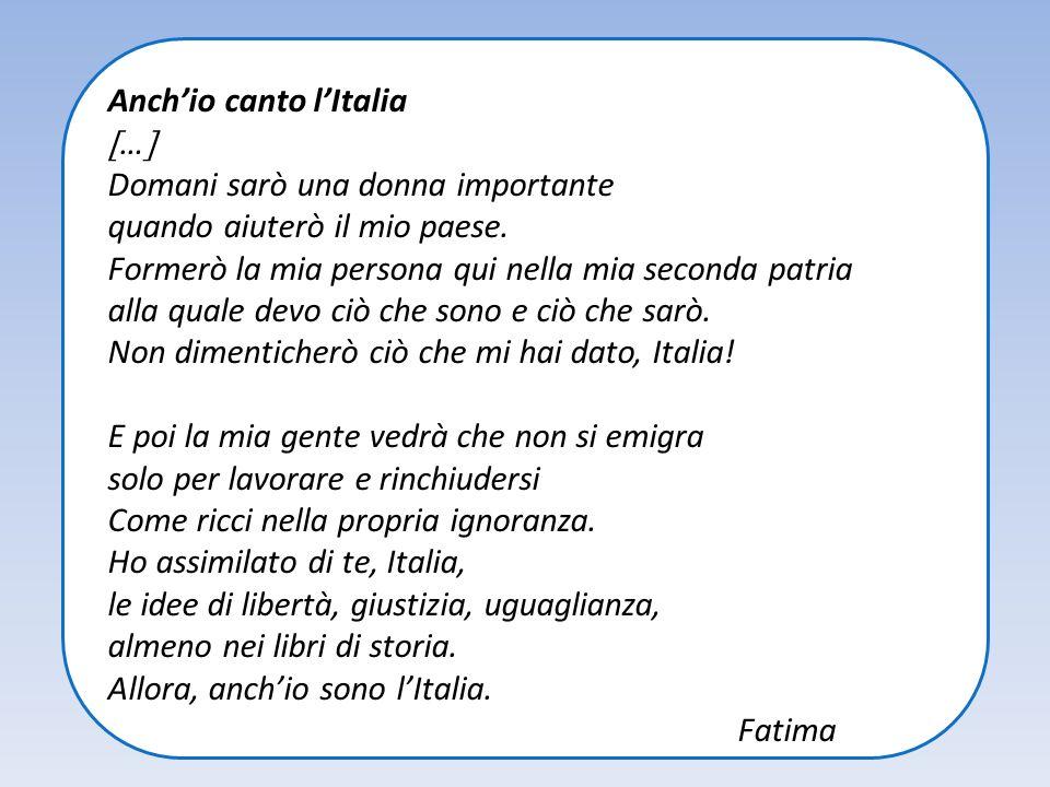 Anch'io canto l'Italia