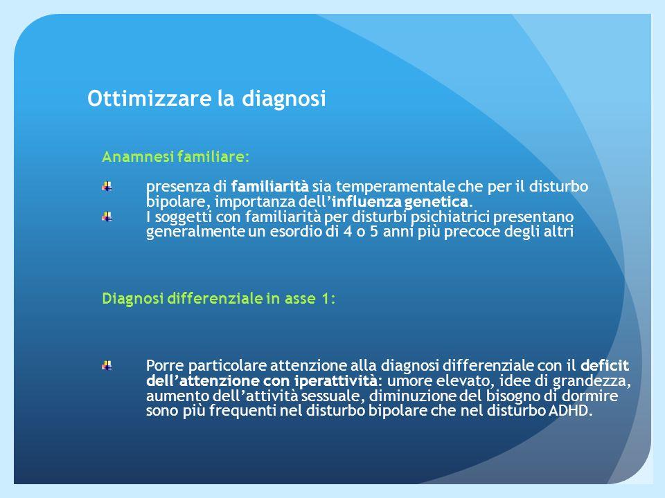 Ottimizzare la diagnosi