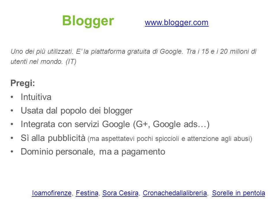 Blogger www.blogger.com
