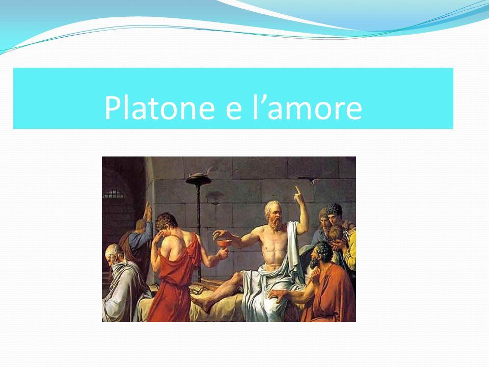 Platone e l'amore