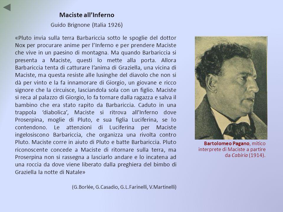Guido Brignone (Italia 1926)