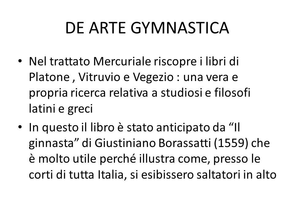 DE ARTE GYMNASTICA