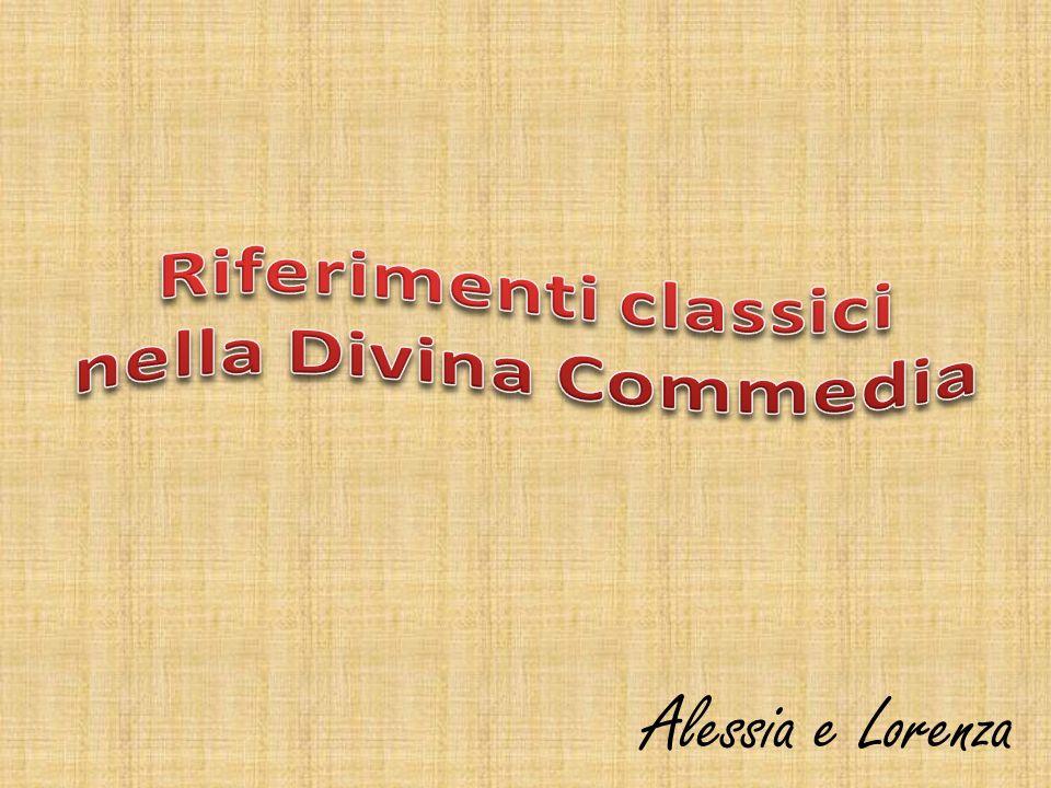 Riferimenti classici nella Divina Commedia