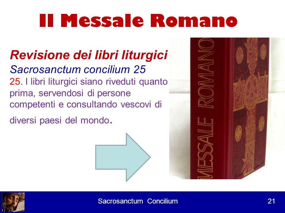 Il Messale Romano