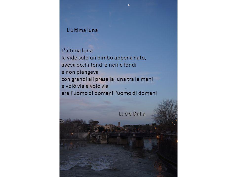 L ultima luna