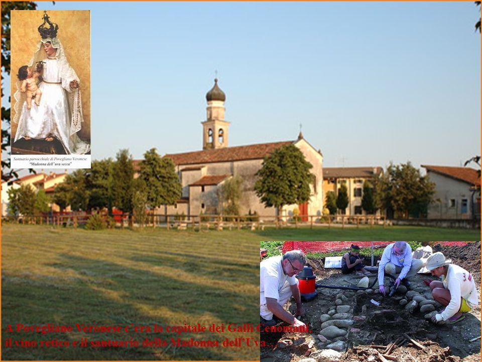 A Povegliano Veronese c'era la capitale dei Galli Cenomani,