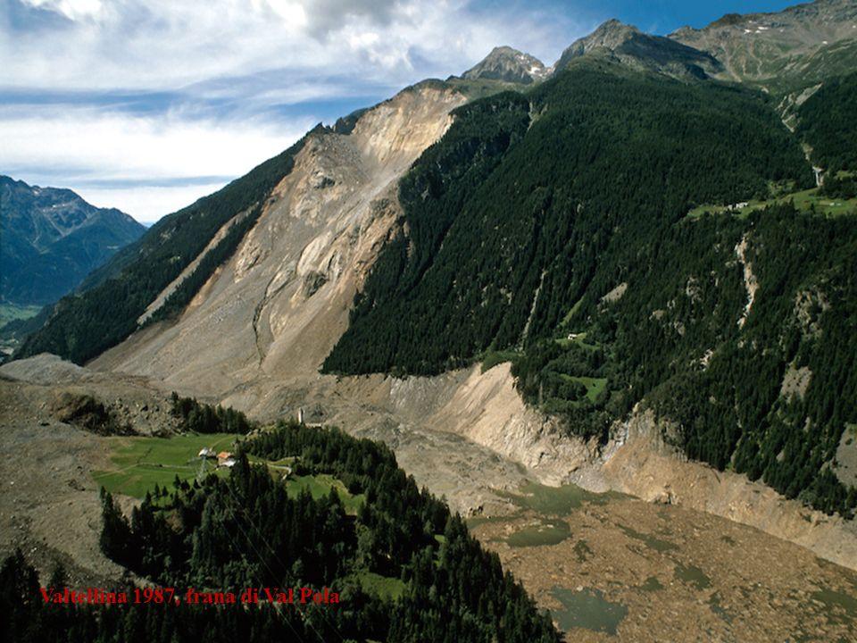 Valtellina 1987, frana di Val Pola