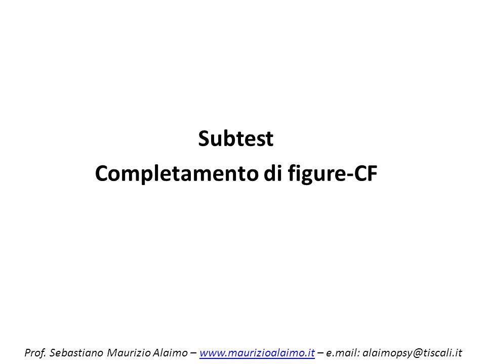 Completamento di figure-CF