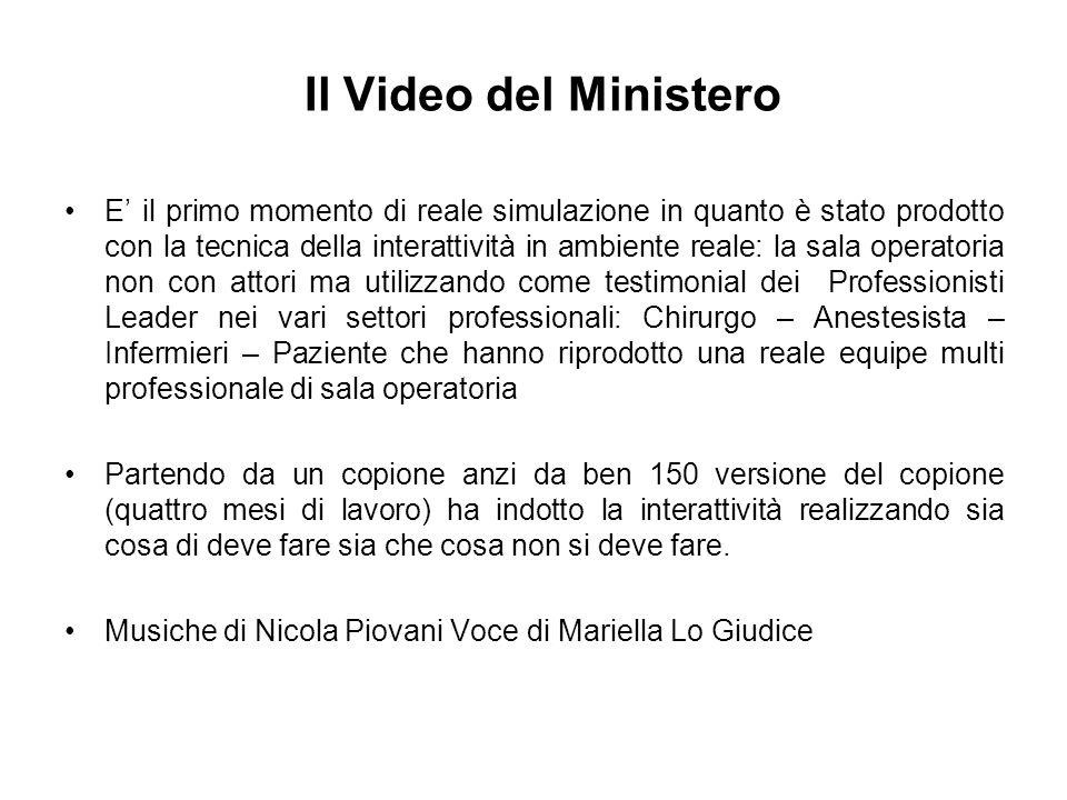 Il Video del Ministero