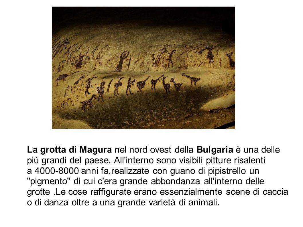La grotta di Magura nel nord ovest della Bulgaria è una delle