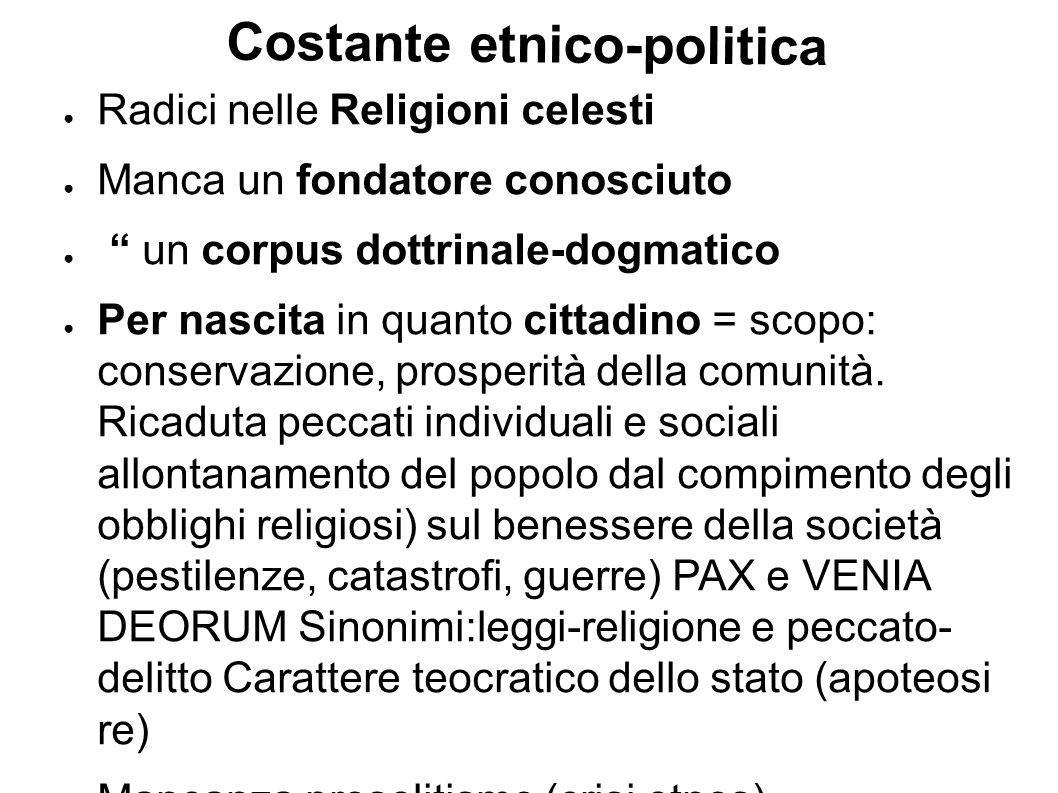 Costante etnico-politica