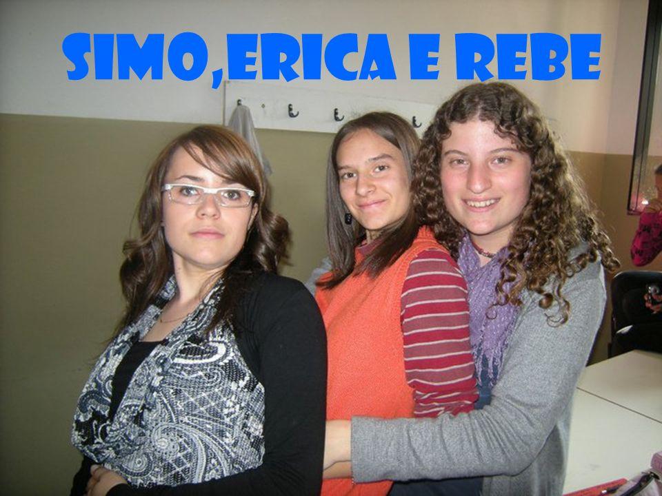 SIMO,ERICA E REBE