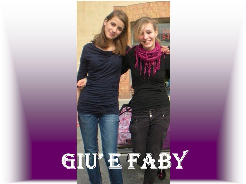 GIU' E FABY