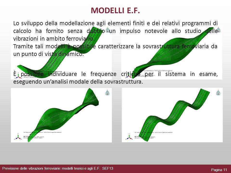MODELLI E.F.