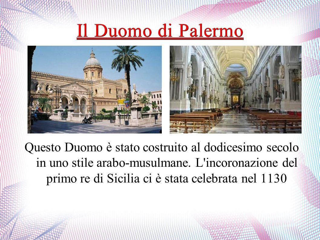 Il Duomo di Palermo