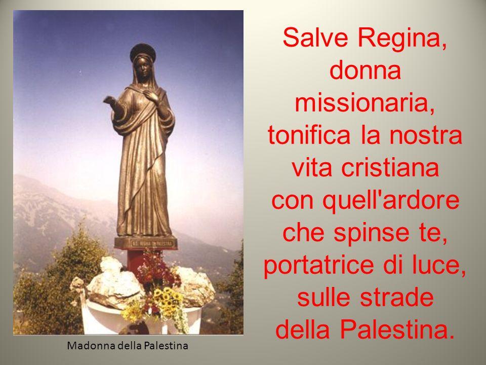 Madonna della Palestina