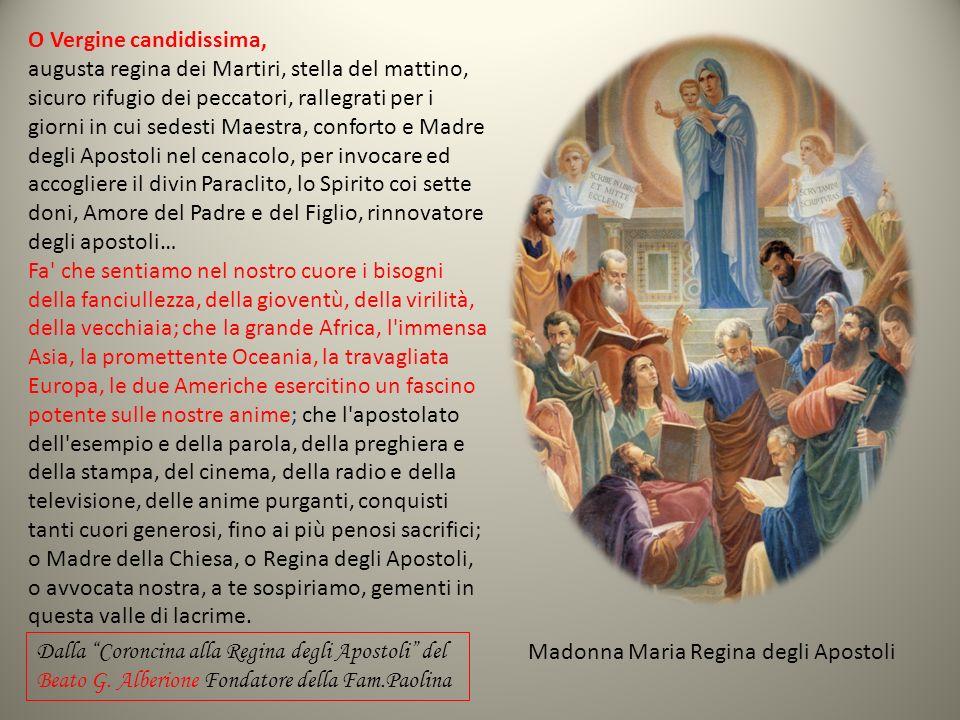 Madonna Maria Regina degli Apostoli