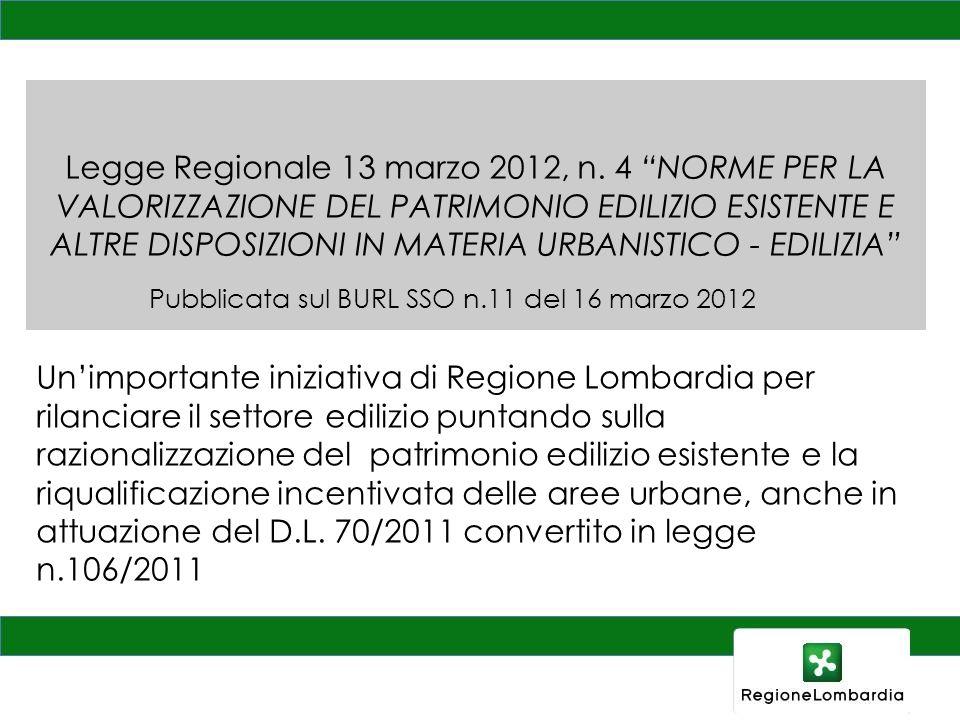 Legge Regionale 13 marzo 2012, n