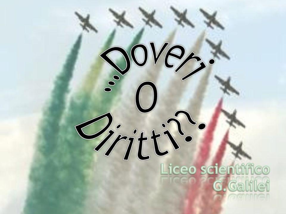 …Doveri O Diritti Liceo scientifico G.Galilei