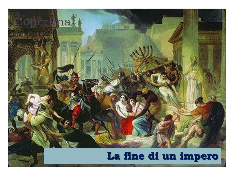 Copertina La fine di un impero