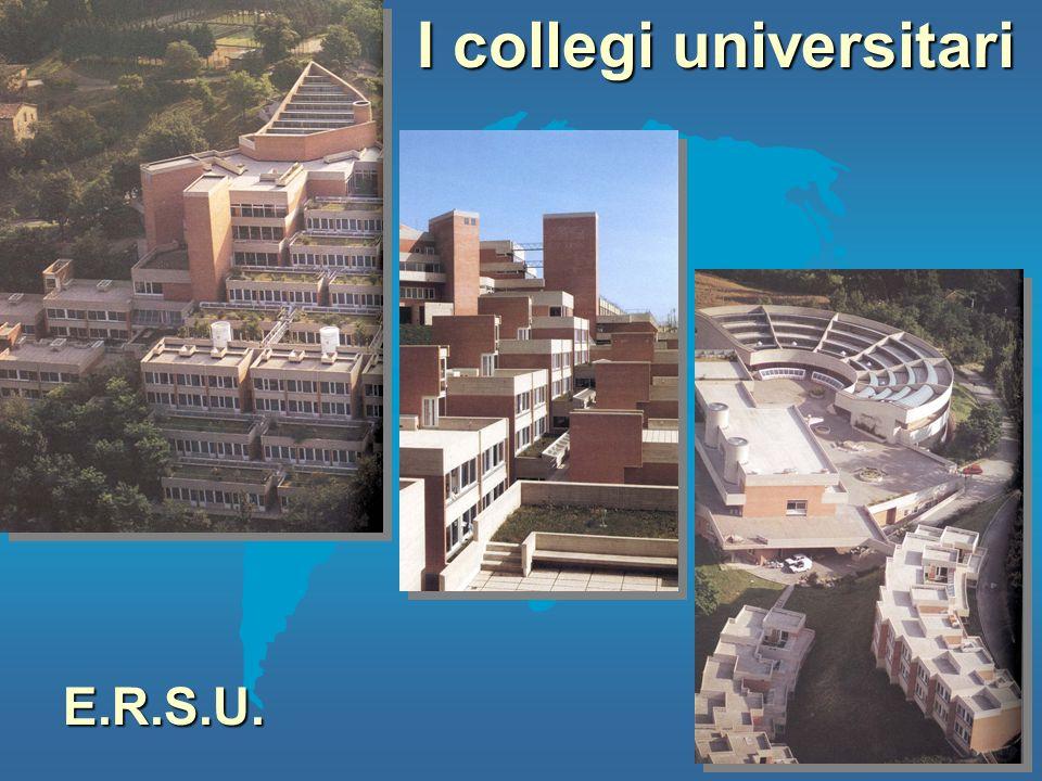 I collegi universitari