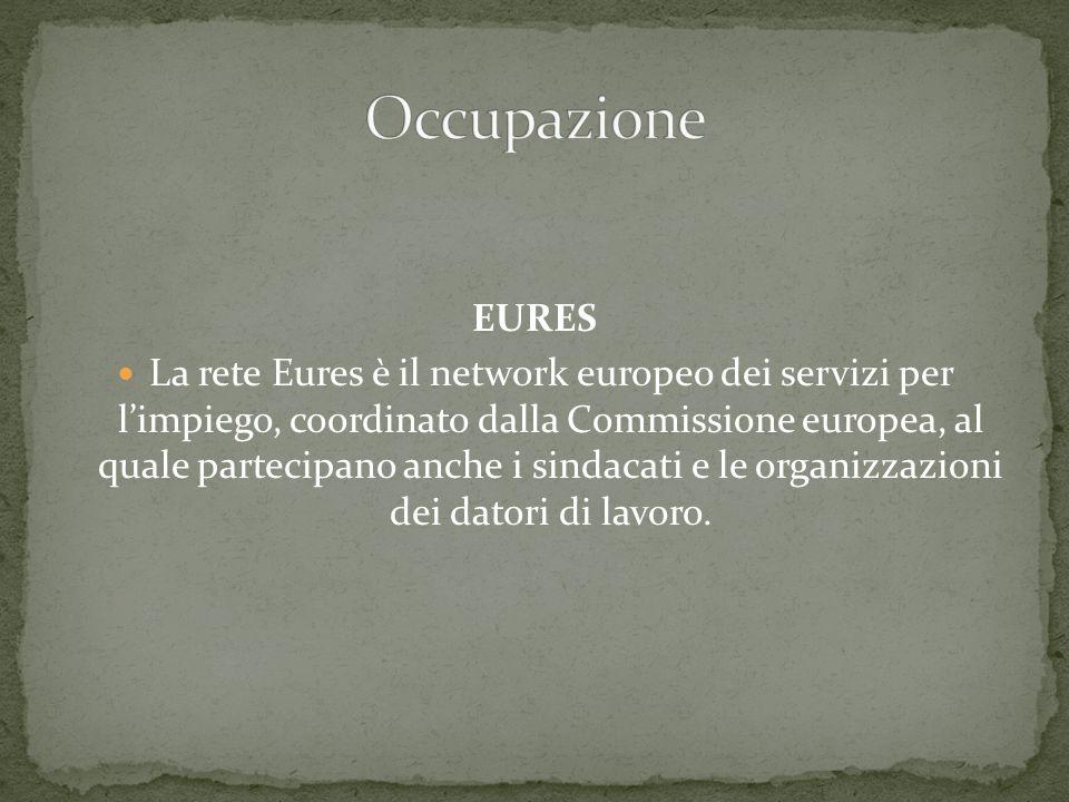 Occupazione EURES.