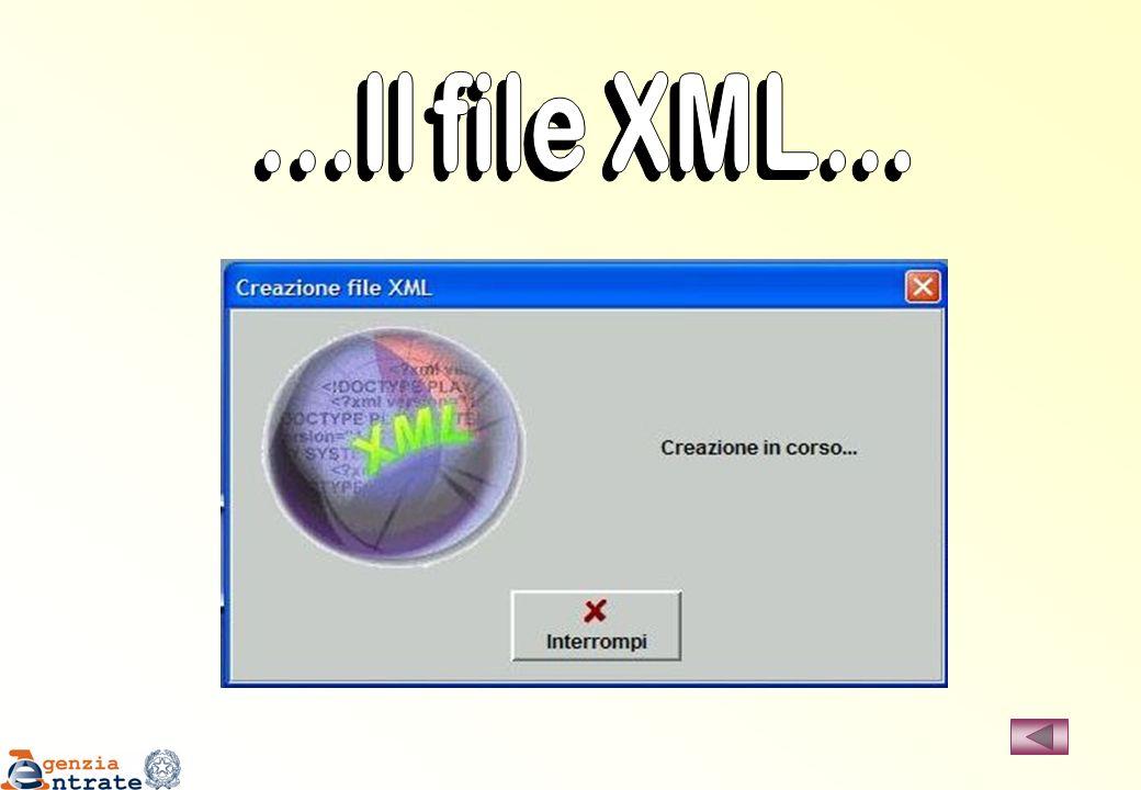 ...Il file XML...