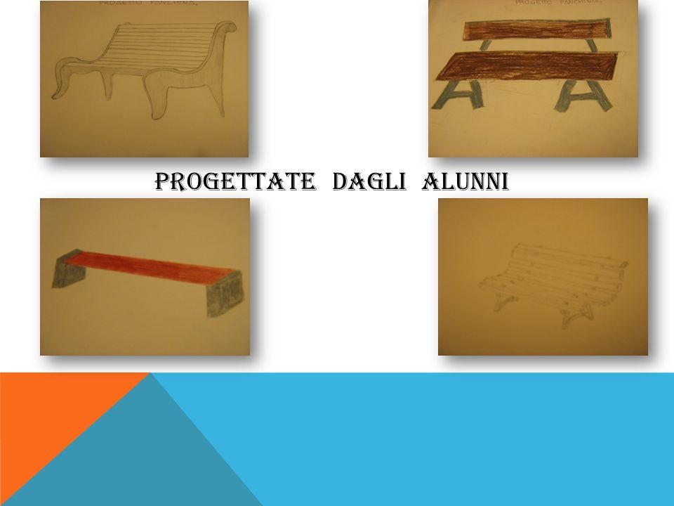 PROGETTATE DAGLI ALUNNI