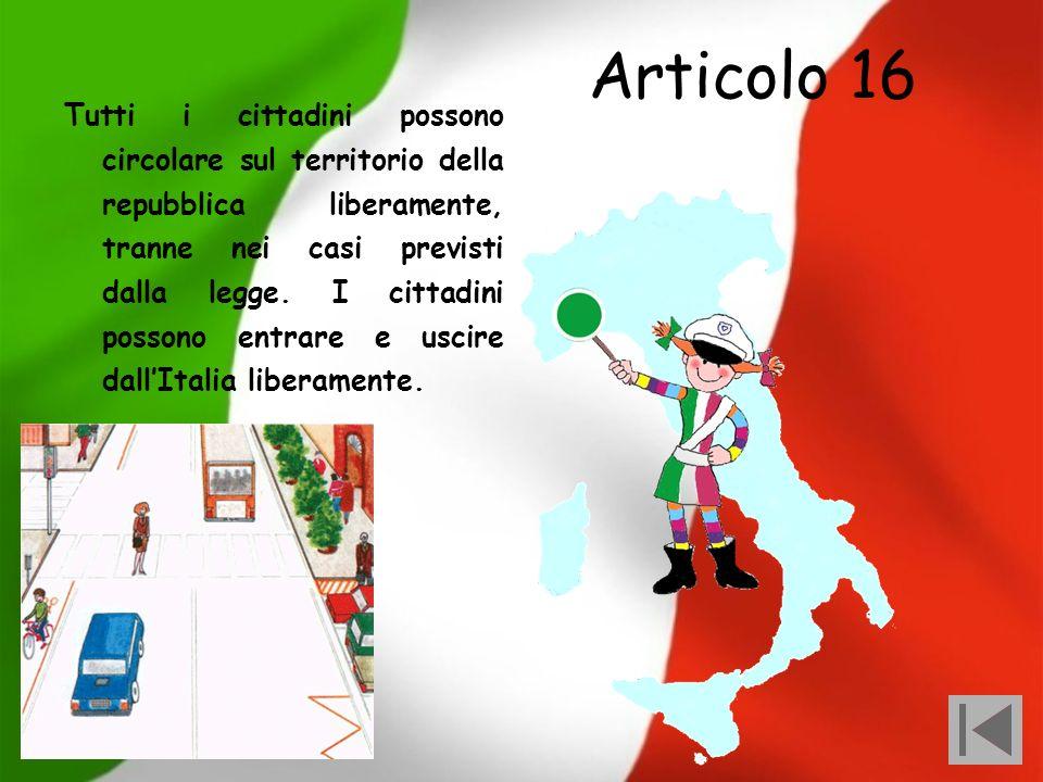 Articolo 16
