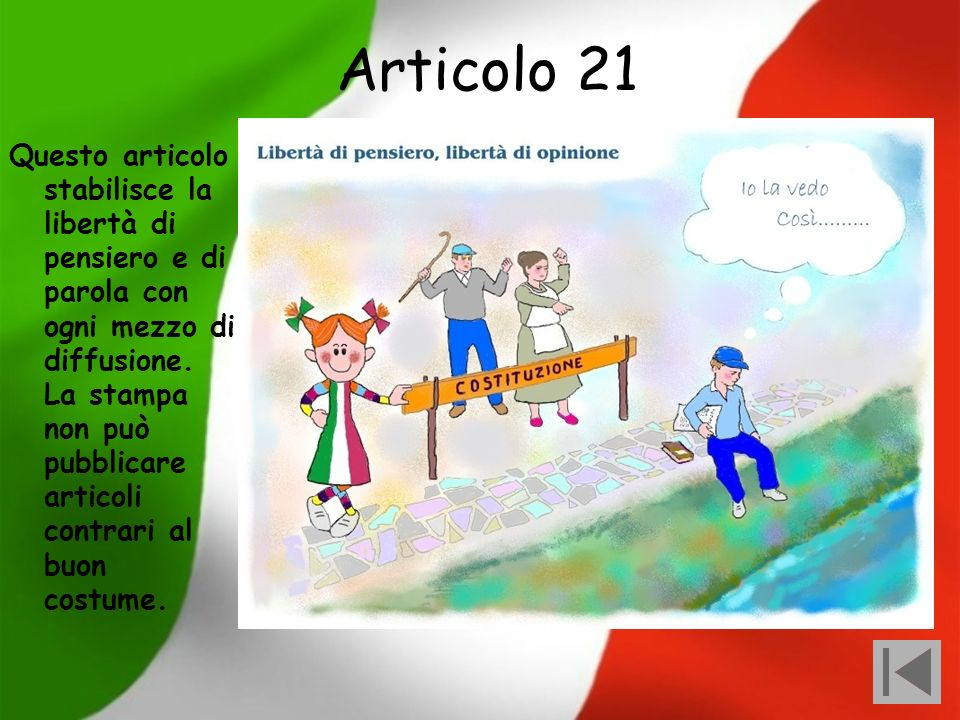 Articolo 21