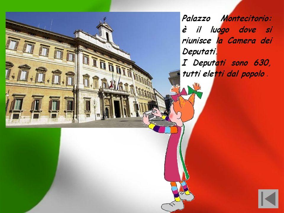 I m g carducci trieste a s classe 2 g ppt scaricare for Camera dei deputati palazzo montecitorio