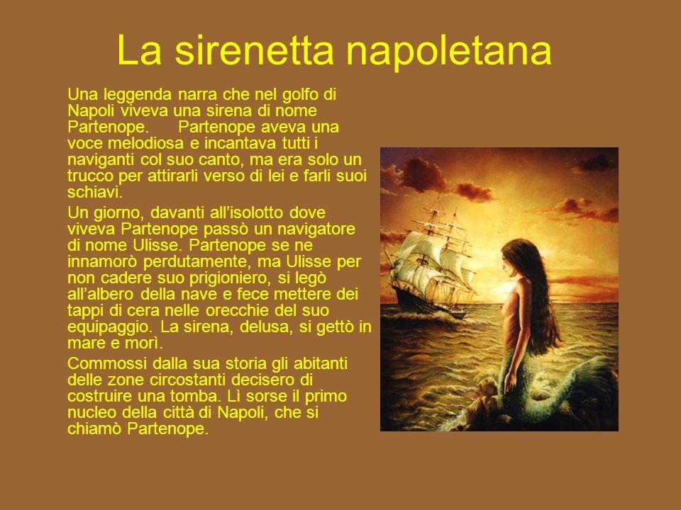 La sirenetta napoletana