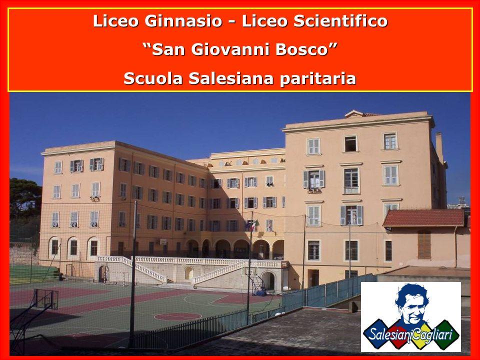 Liceo Ginnasio - Liceo Scientifico Scuola Salesiana paritaria