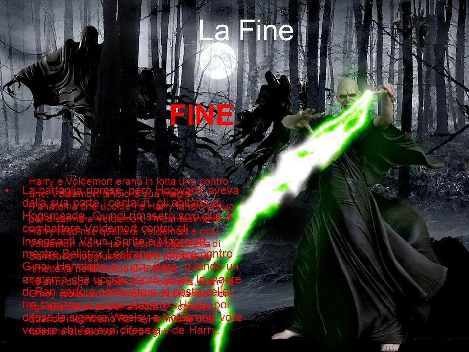 La Fine FINE.