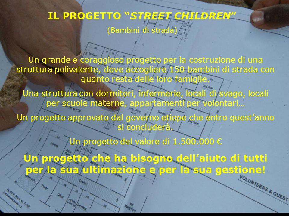 IL PROGETTO STREET CHILDREN