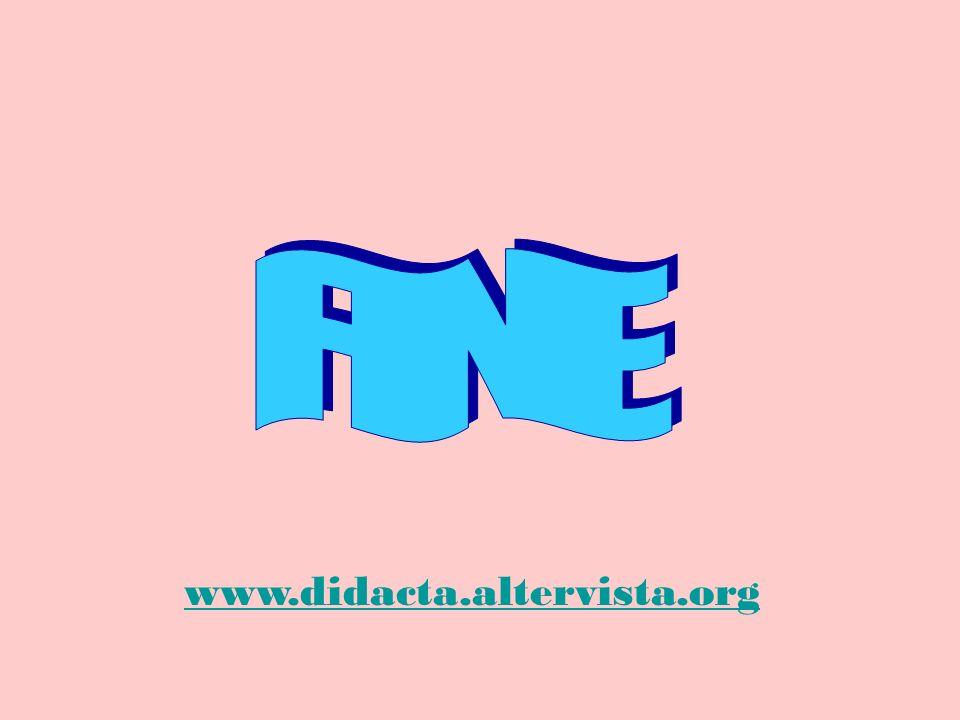 FINE www.didacta.altervista.org