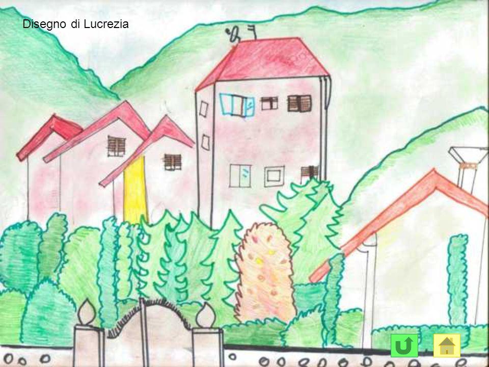 Disegno di Lucrezia