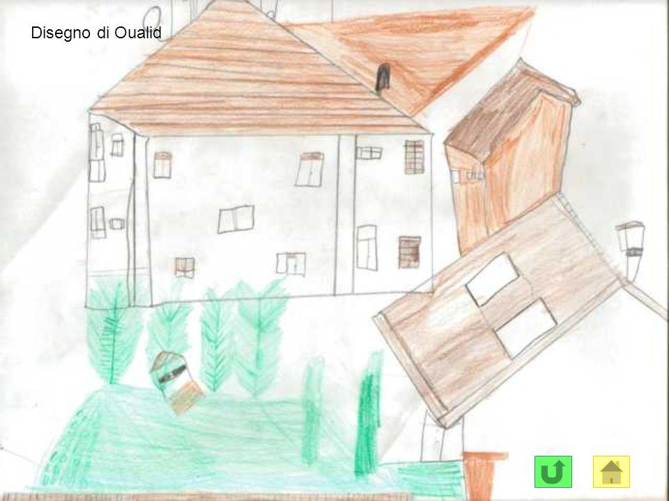 Disegno di Oualid