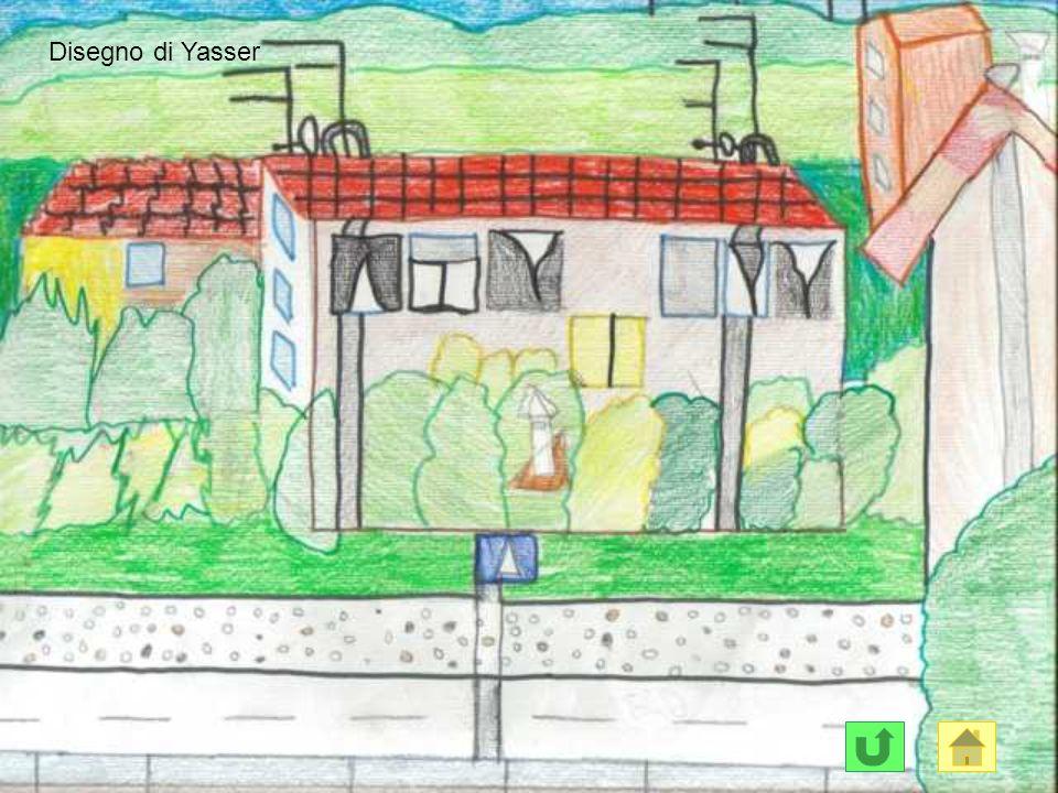 Disegno di Yasser