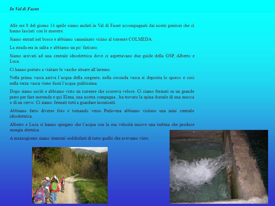 In Val di Faont