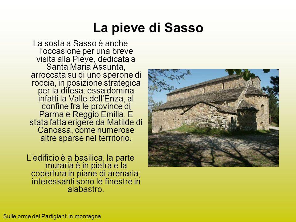 La pieve di Sasso