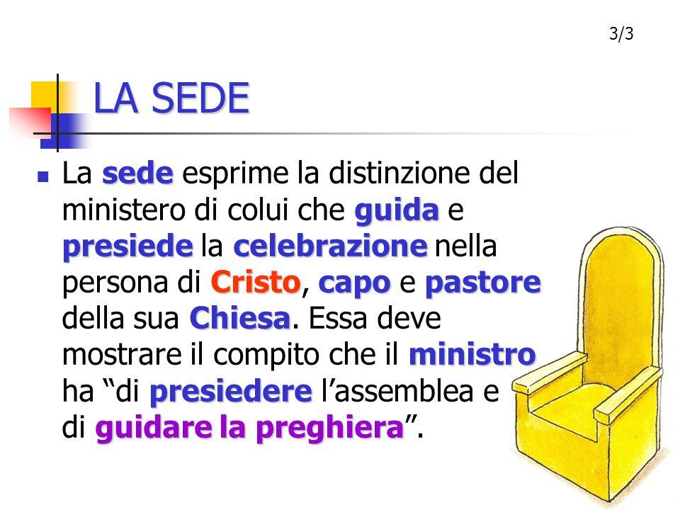 LA SEDE 3/3.